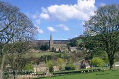 Hathersage, Derbyshire.