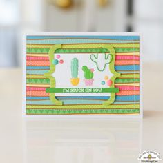 Doodlebug Design Inc Blog: Fun in the Sun: Card Set by Courts Crafts