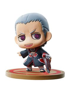 Naruto Shippuden Petit Chara Land Naruto & Akatsuki ( Hidan )  Naruto - Anime / Manga / Game Figuren - Hadesflamme - Merchandise - Onlineshop für alles was das (Fan) Herz begehrt!