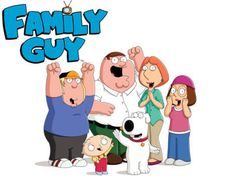 What I'm watching - Family Guy. I'm so behind on the new stuff. Must start from the beginning of course!