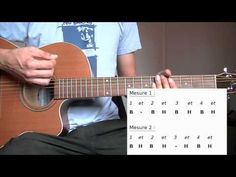▶ Cours de Guitare : Horse with no name (America) - YouTube