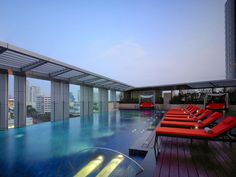 11 Bangkok Hotels with Amazing Infinity Pools & Bathtubs with a View, Thailand