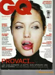 Angelina Jolie is indisputably beautiful and beautifully non-conformist. Gq Magazine Covers, Angelina Jolie, Rebel, Photography, Beauty, Beautiful, Lips, Portraits, Google Search