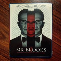 Mr. Brooks cubierta por Tracie Ching
