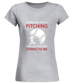 WHEN MY SON IS PITCHING BASEBALL GIFT T-SHIRT son tshirt, son shirt, son shirts for men, son shirts for kids, son shirt for dad, son shirts for mom, son shirt from mom, 1 son shirt, son t shirt, son of arthritis t shirt, son of a beach t shirt, son of a witch t shirt, father son shirts, mother and son shirts, proud son t shirt, dad