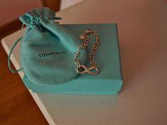 // Tiffany Infinity bracelet //