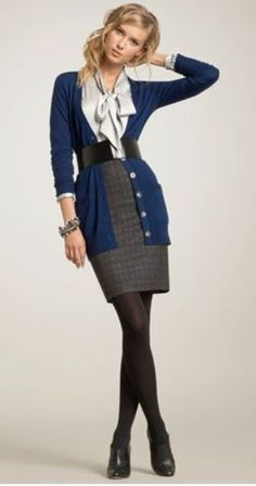 30 Stylish Fall Outfits For Work To Steal | Styleoholic