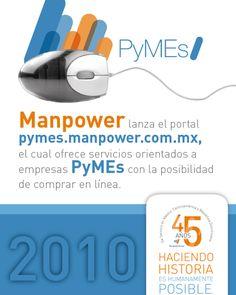 En 2010, ManpowerGroup...