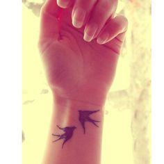 Bird Tattoo Designs, Ideas & Placements
