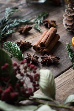 Pot-pourri de Noël   printable / Un pupurrí de Navidad