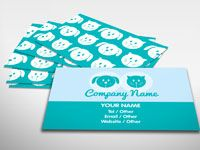 pet business cards design - Google Search
