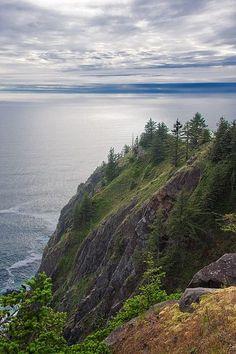 Neahkahnie Mountain - Oregon