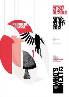 Who's Next Prêt à Porter Paris: by Research Studios Paris #advertising