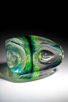 Jon Goldberg Art Glass Organism