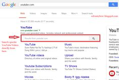 Do you know When you type YouTube.com on Google you will get a Search Box in the Results. Don't you want the same for   your brand/blog ?  http://solvemyhow.com/2014/10/Add-Sitelinks-Search-Box-in-Google-Search-Results.html