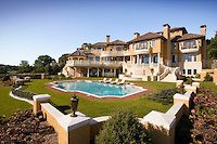 Mind Blowing Custom Pool With Stone Wall | EDGonline