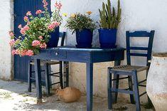 Grieks blauw