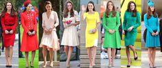 Breaking Down Kate Middleton's $65,000 Royal Tour Wardrobe—See All of Her Looks!  Kate Middleton, Duchess of Cambridge