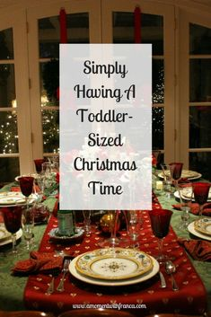 Simply Having A Toddler-Sized Christmas Time All Things Christmas, Christmas Time, Mom Blogs, Diy Design, Diy And Crafts, Invitations, In This Moment, Group Boards, Food Inspiration