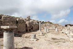 Ancient Thera - Santorini (Thira), Greece