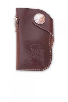 ELMC - Wallets & Belts : Wallets : Saddle Wallet