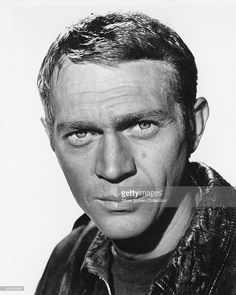 American actor Steve McQueen (1930 - 1980) in a promotional portrait for 'The Great Escape', directed by John Sturges, 1963.