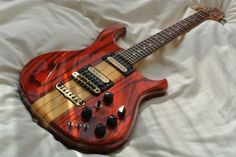 Aria Proii RS X70 Made in Japan Vintage by Matsumoku Neck Through Near Mint