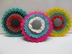 Kuvahaun tulos haulle heijastin askartelu Feeling Special, Crochet Earrings, Projects To Try, Make It Yourself, How To Make, Crafts, Jewelry, Safety, Random
