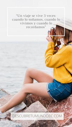 Los viajes se quedan en la mente y el corazón. Inspírate hasta que llegue el momento de retomar tus maletas. #viajes #viajar #frasesdeviajes #travelblog Mark Twain Frases, Jennifer Lee, Susan Sontag, Sir Francis, Rudyard Kipling, Henry Miller, Marcel Proust, Hans Christian, Ernest Hemingway
