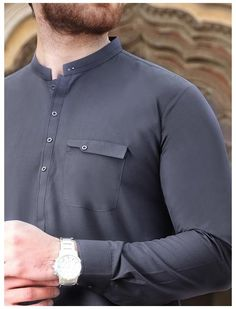 Latest Kurta Designs, Simple Kurta Designs, Gents Kurta Design, Boys Kurta Design, Indian Men Fashion, Mens Fashion Wear, Fashion Suits, Man Fashion, Mens Casual Dress Outfits