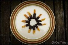 Carob-dipped Citrus Peels