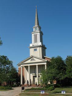 First Baptist Church of Eatonton, Georgia