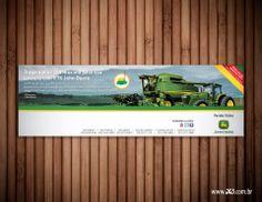Anúncio do cliente Verdes Vales sobre a tecnologia máxima de precisão RTK – AMS John Deere.