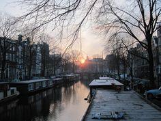Amsterdam (by pingwynne)