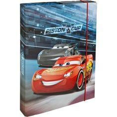"""UNDERCOVER Heftbox A4 Cars für 7,99€. Altersempfehlung: ab 5 Jahren., """"Für Disney Cars - Fans"""" bei OTTO"""