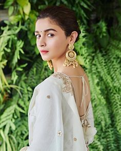 Alia Bhatt has been seen wearing one gorgeous Indian outfit after another for her movie promotions. Check all of Alia Bhatt's Indian Looks here with prices.