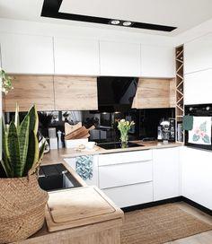Kitchen Room Design, Modern Kitchen Design, Home Decor Kitchen, Interior Design Kitchen, Kitchen Furniture, Home Kitchens, Küchen Design, House Design, Cuisines Design