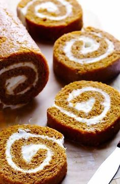A classic pumpkin roll is always a crowd favorite! *ABOUT 8-10 SERVINGS INGREDIENTS: PUMPKIN CAKE INGREDIENTS: ·          1/...