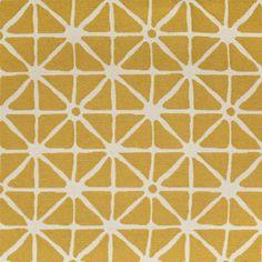F3304 Honey Geometric Fabric, Geometric Art, Surface Pattern Design, Pattern Art, Greenhouse Fabrics, Fabric Rug, Yellow Fabric, Textures Patterns, Art Ideas