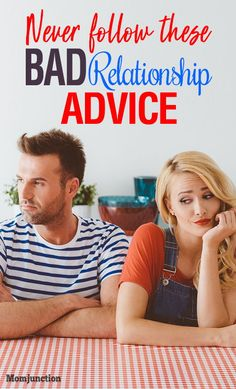5 Pieces Of Bad #Relationship Advice You Should Never Follow : As clichéd as it might sound, relationships need love to function. This love doesn't need to be concealed in your thoughts; it must be out in the open.