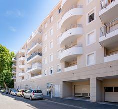 Résidence Parc Azura - Toulon (83) © Ecliptique / Laurent Thion Multi Story Building, Toulon