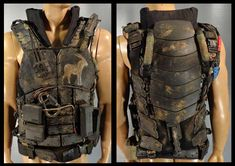 "Latest Articles - ""ELYSIUM"" Mercenary DRAKE Custom Figure - drawing in link"