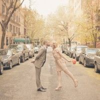 I want a shot like this, as long as we don't get hit by a car.