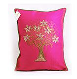 Banyan Tree Pattern Cushion Cover