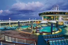 7-Night Southern Caribbean out of San Juan, Royal Caribbean. Puerto Rico, St. Thomas, St. Kitts, Aruba, Curacao