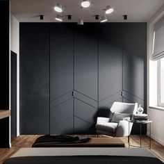 35 bedroom wardrobes to keep your room tidy Practical and beautiful wardrobe doors 35 bedroom wardrobes to keep your room tidy - Page 33 of 35 - LoveIn Home