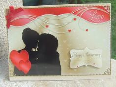 I Love You .....Wedding/Anniversary/Engagement Card