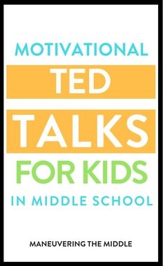 Math Ted Talks for Teachers and Students is part of Middle school counseling - TED Talks can be a helpful tool to strengthen your teaching practices I've complied a list of my favorite math TED Talks for teachers and students Ted Talks For Teachers, Ted Talks For Kids, Best Ted Talks, Resources For Teachers, Middle School Boys, Middle School Classroom, Middle School Outfits, High School, Middle School Crafts