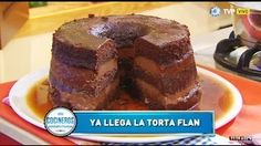 flan de chocolate - YouTube