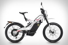 Available in four different models to meet different needs, these Bultaco Brinco Electric Dirt Bikes offer eco-conscious transportation both on-road and off. Powered by a lithium-ion battery linked to a brushless on-wheel motor, they have a range of up to...